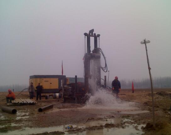 钻井机的日常维护保养